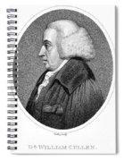 William Cullen (1710-1790) Spiral Notebook