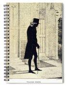 William White (1748-1836) Spiral Notebook