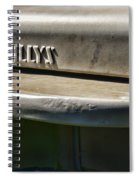 Willys Jeep  Spiral Notebook
