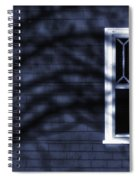 Window And Shadows Spiral Notebook