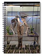 Window Art Spiral Notebook
