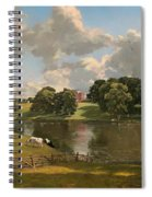 Wivenhoe Park Spiral Notebook