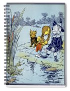Wizard Of Oz, 1900 Spiral Notebook