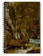 Woodland Interior Spiral Notebook