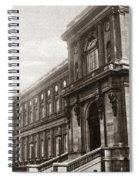 World War I Quai D'orsay Spiral Notebook