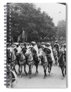 Wwi Moroccan Troops Spiral Notebook