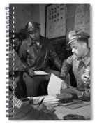 Wwii: Tuskegee Airmen, 1945 Spiral Notebook