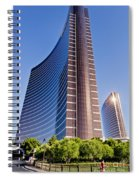 Wynn And Encore Hotels  Spiral Notebook