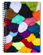 Yarn Spiral Notebook
