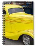 Yellow Submarine Spiral Notebook