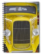 Yellow Submarine Two Spiral Notebook