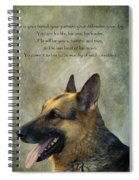 Your Friend Your Partner Your Defender Spiral Notebook