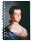 Abigail Adams (1744-1818) Spiral Notebook