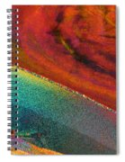 Agate Microworlds 1 Spiral Notebook
