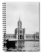Brazil Rio De Janeiro Spiral Notebook