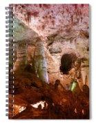 Carlsbad Cavern Spiral Notebook