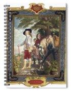 Charles I (1600-1649) Spiral Notebook