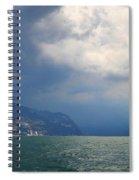 Lago Di Iseo Spiral Notebook