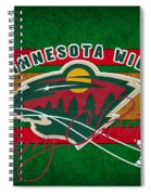 Minnesota Wild Spiral Notebook