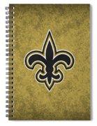 New Orleans Saints Spiral Notebook
