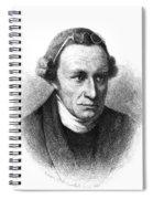 Patrick Henry (1736-1799) Spiral Notebook