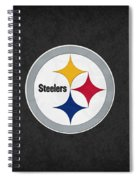 Pittsburgh Steelers Spiral Notebook