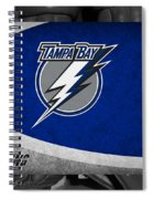 Tampa Bay Lightning Spiral Notebook