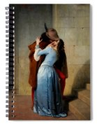 The Kiss Spiral Notebook