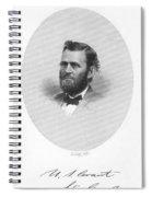 Ulysses S Spiral Notebook
