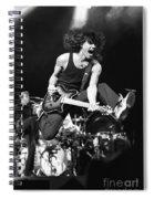 Van Halen - Eddie Van Halen Spiral Notebook