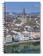 Zurich Spiral Notebook