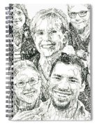 100 Words Why I Am A Christian Spiral Notebook