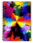 1000 Abstract Thought Spiral Notebook