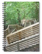 1000 Steps Spiral Notebook