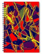 1010 Abstract Thought Spiral Notebook