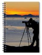 101130p110 Spiral Notebook