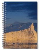 101130p128 Spiral Notebook