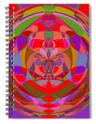 1015 Abstract Thought Spiral Notebook