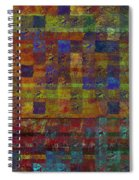 1030 Abstract Thought Spiral Notebook