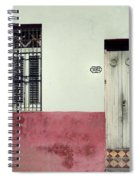 1062 Ebeneezer Goods Place.. Spiral Notebook