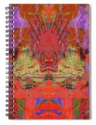 1074 Abstract Thought Spiral Notebook