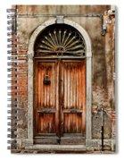 1084-venice Italy Spiral Notebook