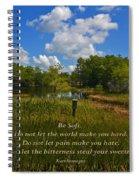 109- Kurt Vonnegut Spiral Notebook