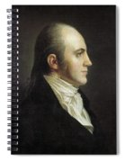 Aaron Burr (1756-1836) Spiral Notebook