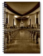 Church Of Saint Columba Spiral Notebook
