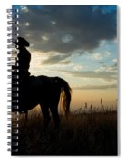 Cowboys Spiral Notebook