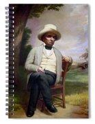 Daniel Webster (1782-1852) Spiral Notebook