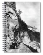 Glacier National Park Spiral Notebook