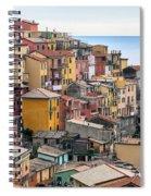 Manarola Spiral Notebook