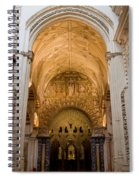 Mezquita Cathedral Interior In Cordoba Spiral Notebook